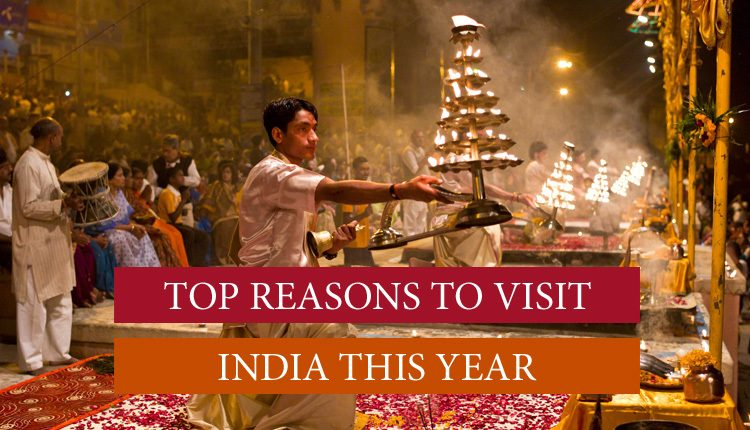 Checkout Reasons Why You Need to Travel to India