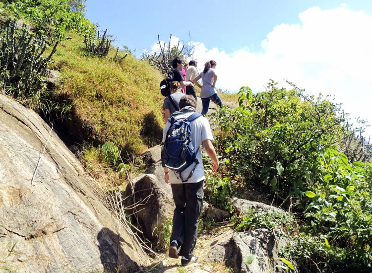 trekking in mount abu