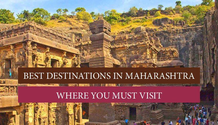 Maharashtra tourist destinations