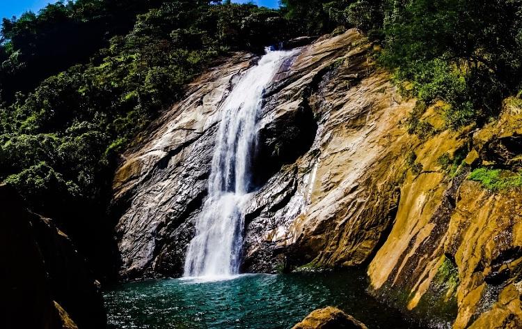 Maramala Waterfall in Vagamon