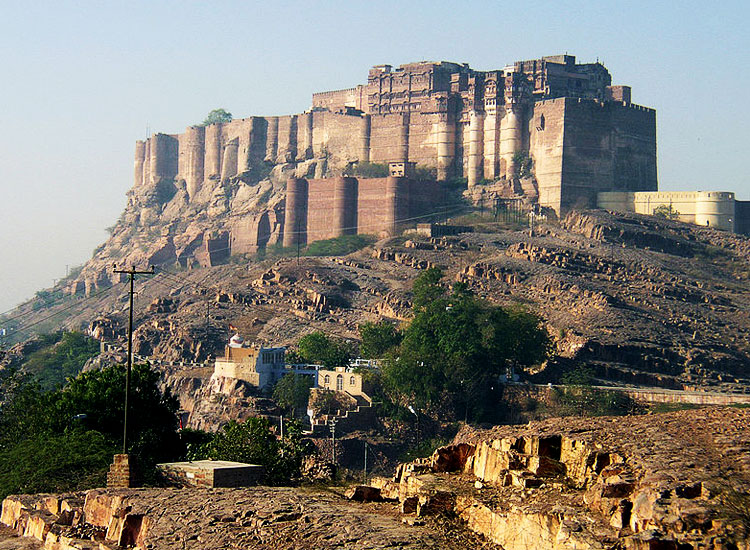 Mehrangarh Fort | Best Tourist Places in Rajasthan