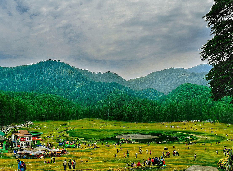 khajjiar tourist places