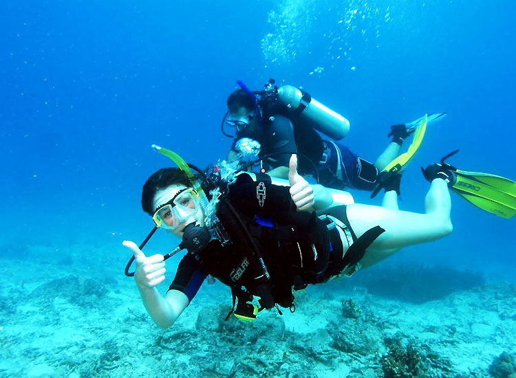 Scuba Diving and Snorkeling in India