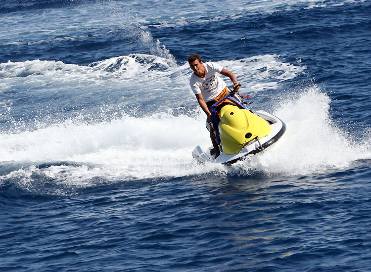 Water Sports Activities in India