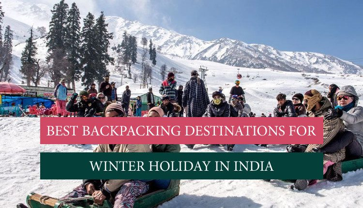 Places for backpackers in India