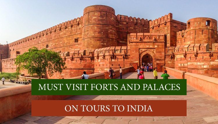 popular Indian forts and palaces
