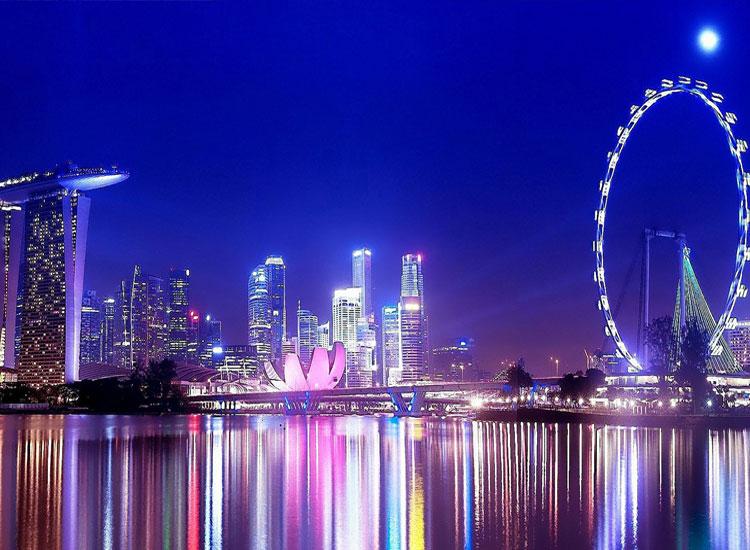 Singapore in june