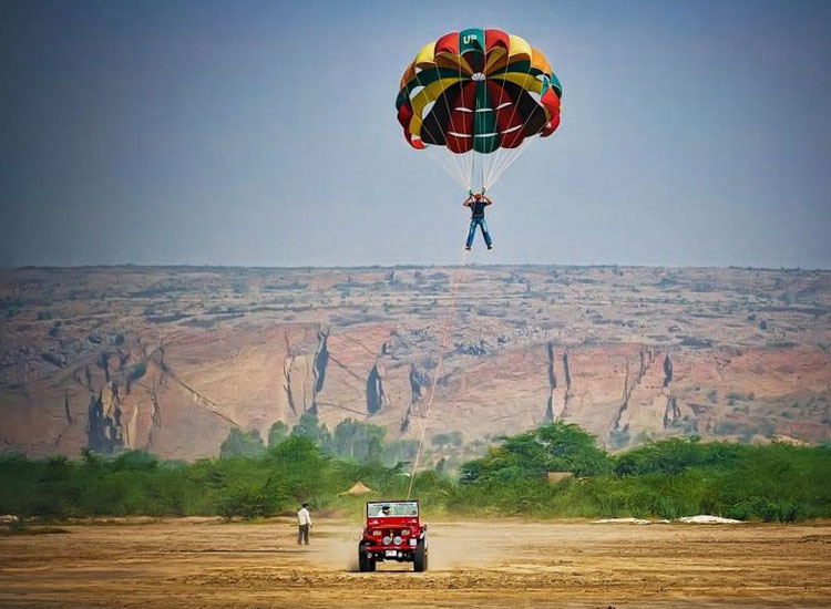 adventure activities in jaisalmer