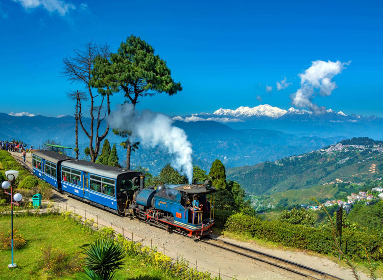 darjeeling honeymoon tour