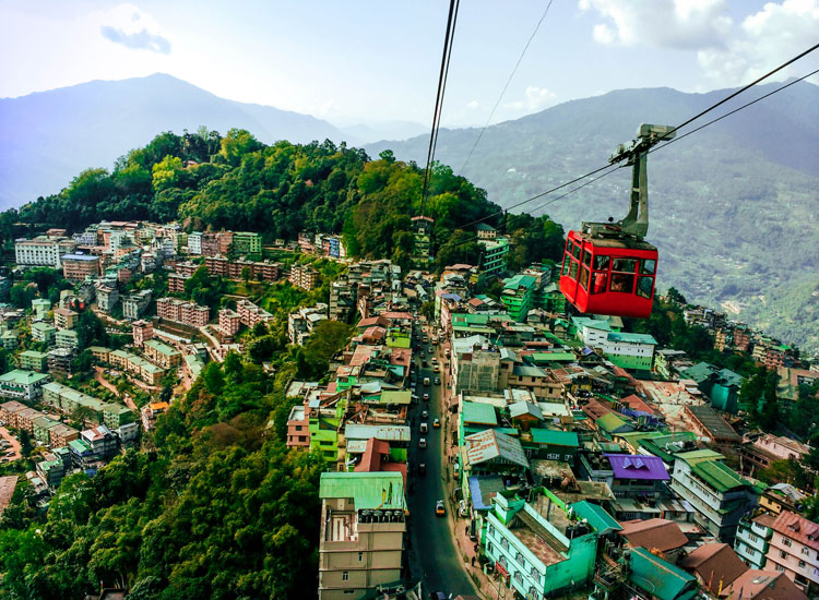 gangtok honeymoon tour