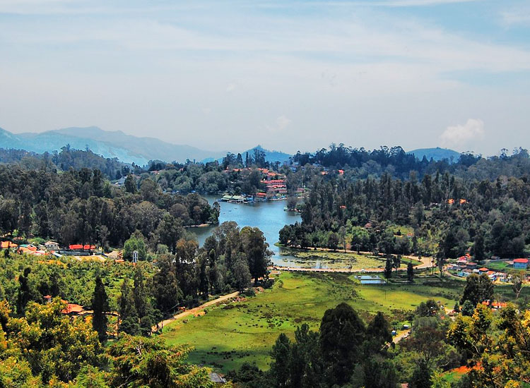 kodaikanal honeymoon