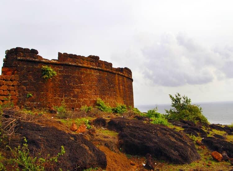 Chapor fort in Goa