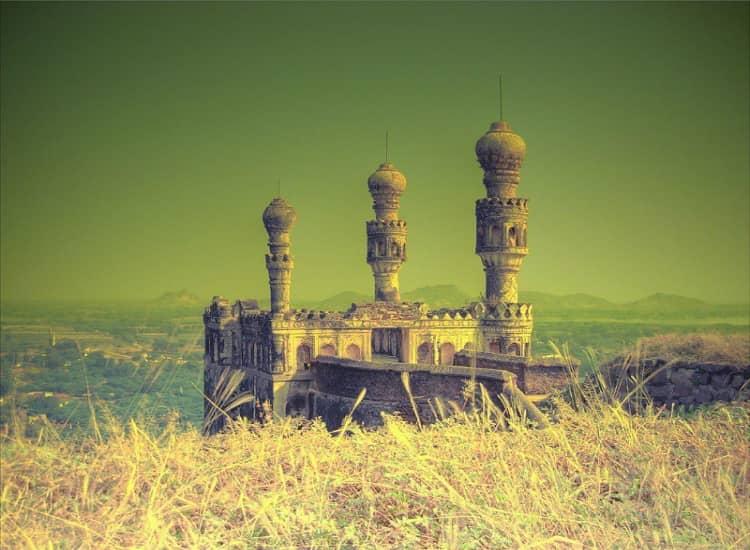 Beautiful Elgandal Fort