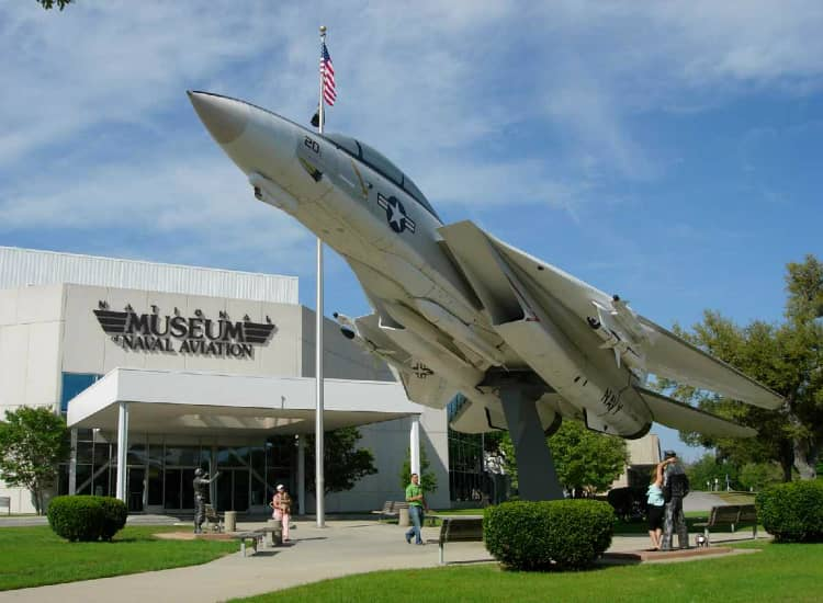 Naval Aviation Museum is a military museum