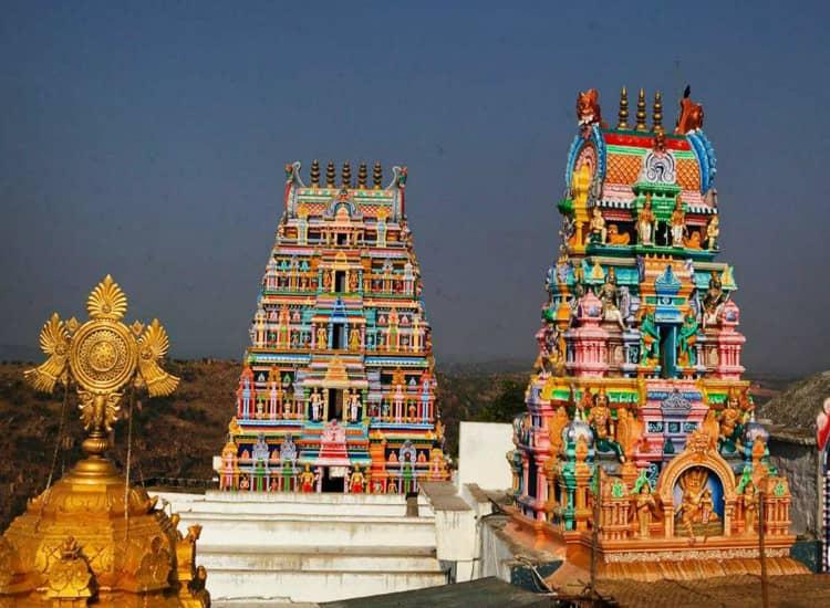 Yadagirigutta Temple