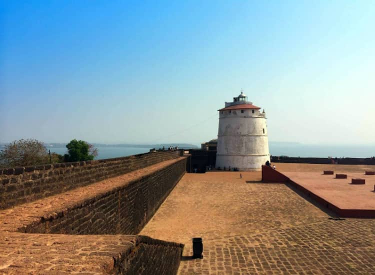 Fort Aguada is a majestic fort in Goa.