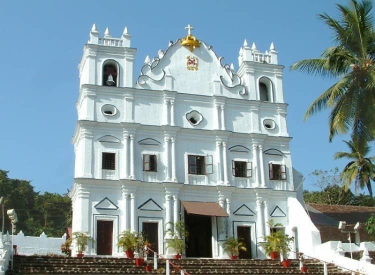 Reis Magos Fort is among the popular ancient monuments in Goa