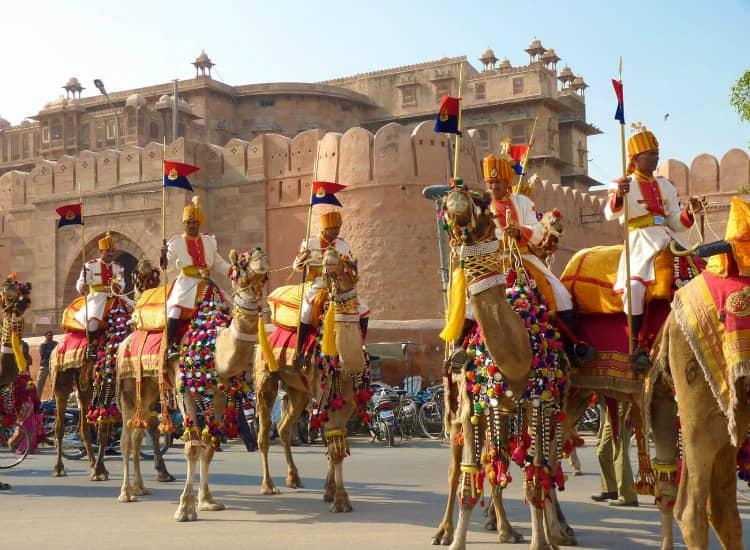 Camel Festival in Bikaner