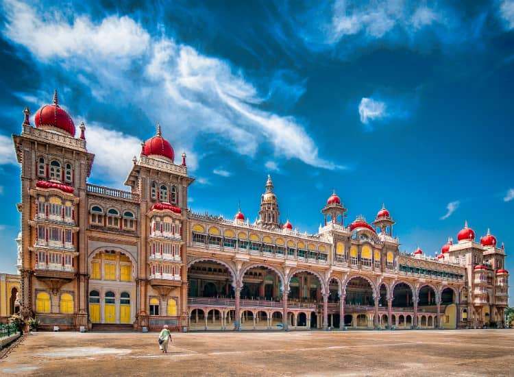 Amba Vilas Palace, or Mysore Palace