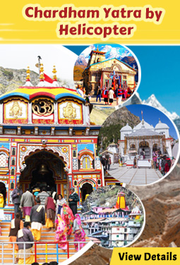 Chardham yatra by Helicopter Package