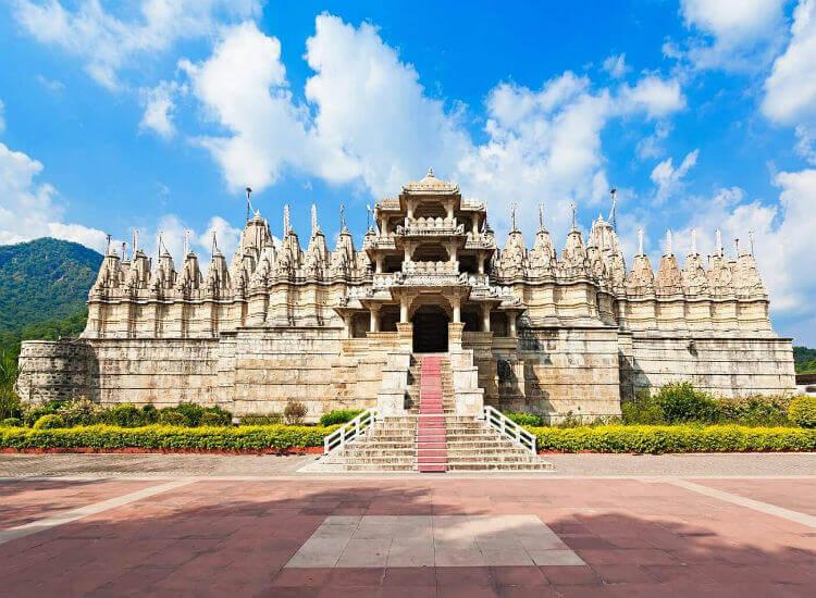 Ranakpur Jain Temple around Udaipur