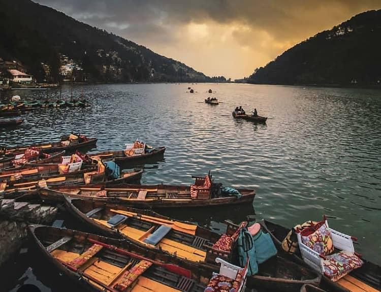 Visit Nainital for honeymoon