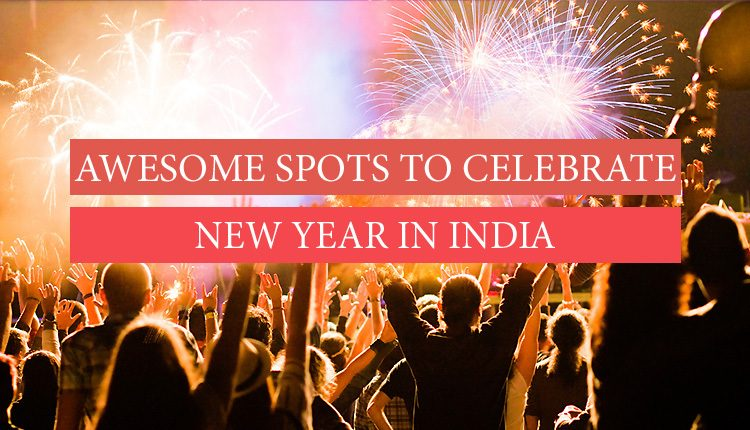 best places to visit in new year in India