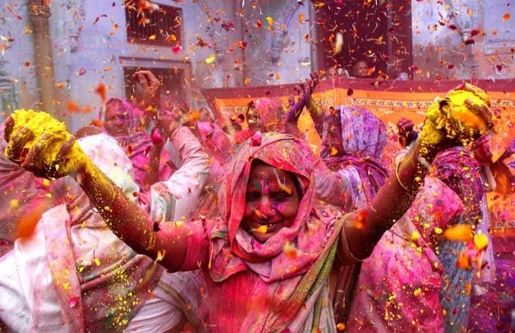 Must go Vrindavan to celebrate Holi in 2021
