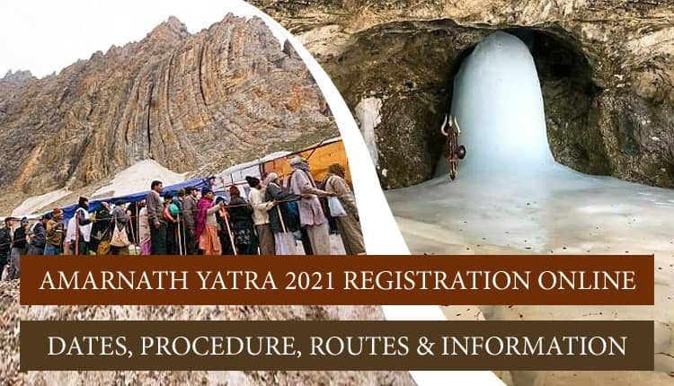 How to register for Amarnath Yatra