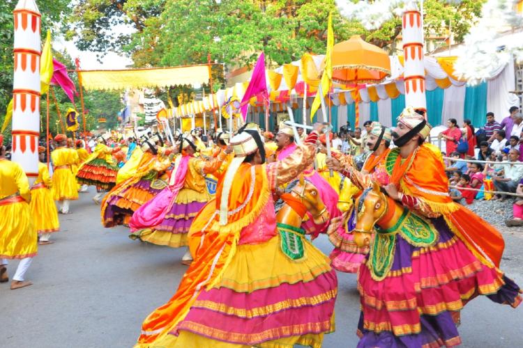 shigmo festival to enjoy dance and folk song