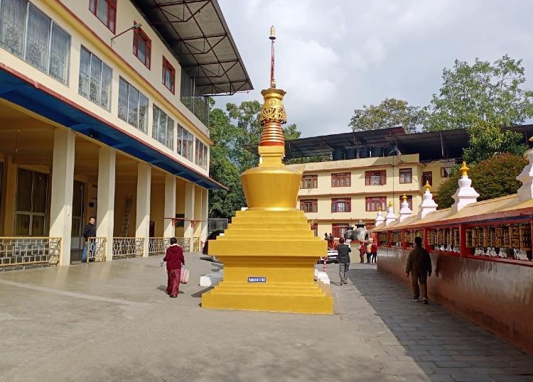 Do Drul Chorten Monastery