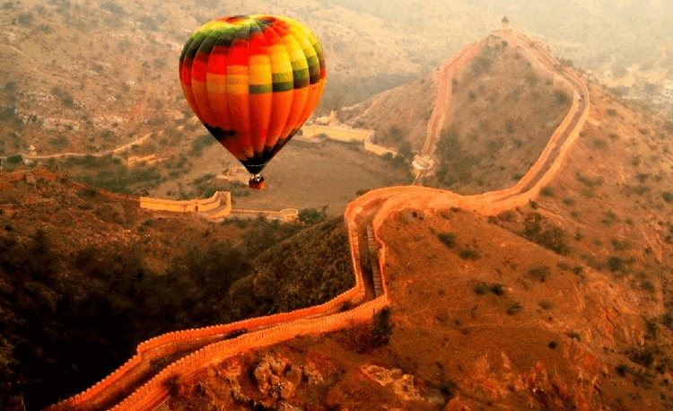 Jaisalmer Hot air balloon