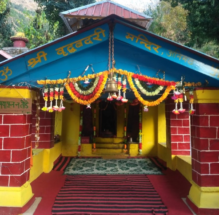 Vridh Badri Temple