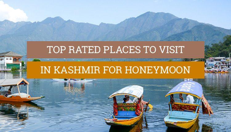 amazing honeymoon places in kashmir