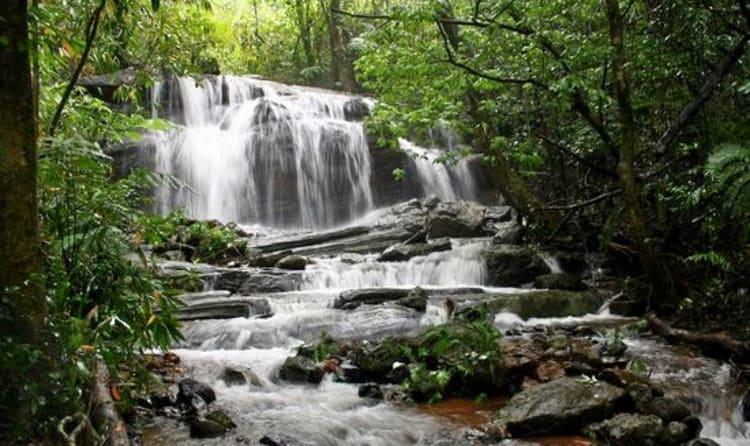 Hadlu Waterfall