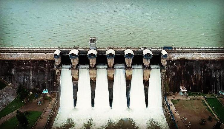 Hemavathi Reservoir