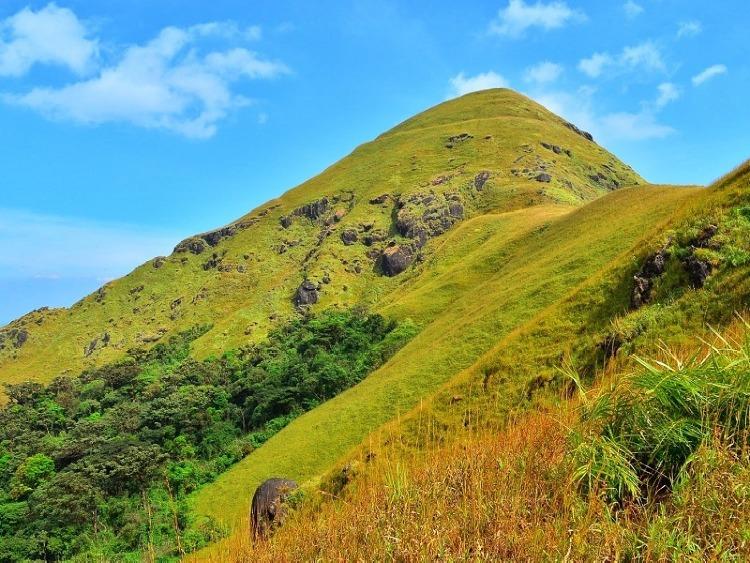 Jenukallu Gudda Hill