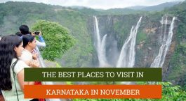 Places to visit in Karnataka in November